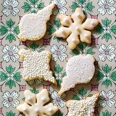 5-Ingredient Sugar Cookies | MyRecipes