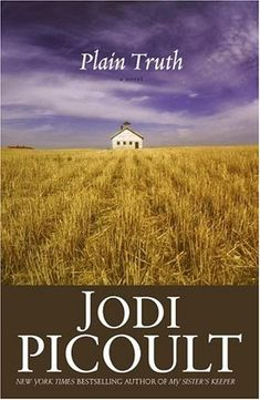 Here's a story that has truly never been done before: a murder on an Amish farm.