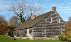 Brewster Cottage in Stony Brook, NY Built in 1665, a tavern and general store Caleb Brewster a relative was a spy for George Washington during Revolutionary War