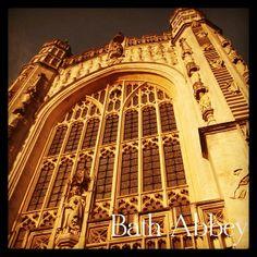 My Word with Douglas E. Welch » Photo: Bath Abbey, Bath, UK #architecture #uk via Instagram