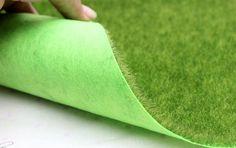 Fake Mini Green Moss Stone For Micro Landscape Garden Ornaments Nature Fake Turf For Decor Gardening Tools Bonsai Display