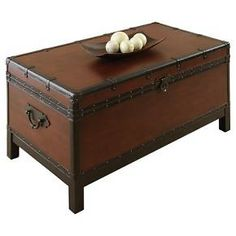 Target Storage Trunk New Wicker Large Storage Trunk  Dark Global Brown  Threshold™  Item Design Inspiration