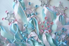 Glittery Princess Wands | Flickr - Photo Sharing!