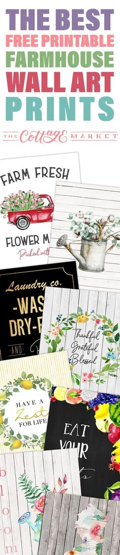 The Best Free Printable Farmhouse Wall Art Prints. You will find of Free Printable Farmhouse Wall Art Prints that can decorate every room in the home. They come in different styles. 2 different Table Farmhouse, Farmhouse Wall Art, Farmhouse Decor, Farmhouse Style, Cottage Farmhouse, Modern Farmhouse, Nashville, Decoupage, Life Hacks