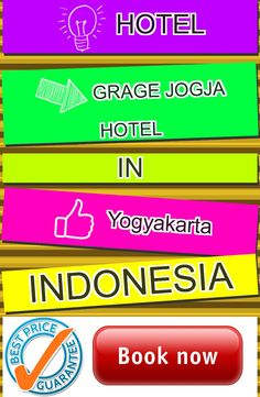 Grage Jogja Hotel in Yogyakarta, Indonesia. For more information, photos, reviews and best prices please follow the link. #Indonesia #Yogyakarta #travel #vacation #hotel