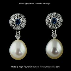 No copyright infringement intended...just STUNNING earrings to share....