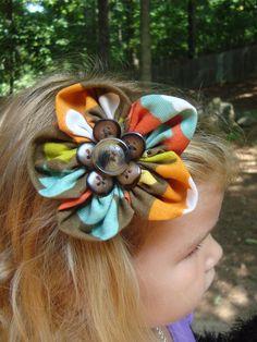 Cute hair bows!