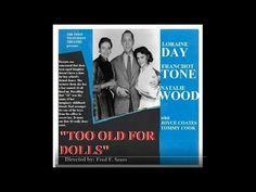 TOO OLD FOR DOLLS (1955) 2ª PAR (NATALIE WOOD T.V.)