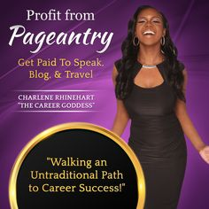 If you are serious about living the life you deserve, this is the webinar for you! Stop wasting time thinking about what you should have done or what you're not doing now. Just take action! That's the best gift you can give yourself❤️  Join me tomorrow!  Profit from Pageantry: Get Paid to Speak, Blog, & Travel Date: Tuesday, June 13, 2017 @ 5:30 PM CST  http://bit.ly/2r7W15X