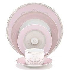 Philippe Deshoulieres Margot Pink Dinnerware - SPECIAL IMPORT