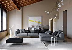 Design sofa by Patricia Urquiola - FAT - B&B Italia