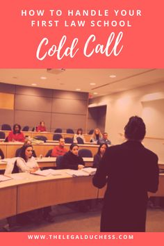What makes a first-year law students heart skip a beat? The inevitable cold call. The Socratic method. Random participation No matter what you call you, you will encounter it in law school. They are no fun but like any skill, they grow easier with time. Here are some tips to be prepared for your first law school cold call.