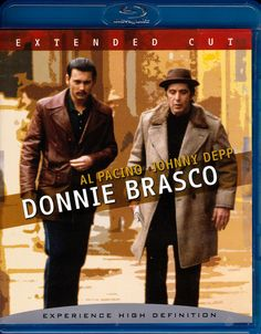 a review of donnie brasco a mobster movie by mike newell Actually, though, it means a lot to donnie brasco, whose real name is joe pistone, and who is an undercover agent for the fbi he gradually wins lefty's trust, and it becomes clear that lefty badly needs someone to trust he has cancer, his son is a junkie, and his mob career is going nowhere.