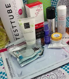 New Beauty Test Tube April/May 2016 Review and Coupon | Bits and Boxes