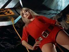 "Retro Babe: Marisa Meil of ""Danger: Diabolik"""