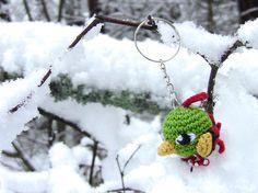 Natu ⎸ amigurumi ⎸ Pokemon ⎸ Mon Amigurumi ⎸ Ihana Sekopää ⎸ crochet