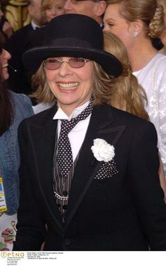 Diane Keaton at the 76th Annual Academy Awards Kodak Theater, Hollywood, CA February 29, 2004