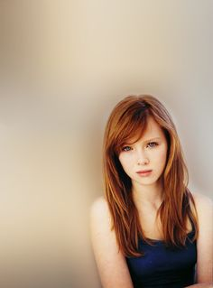 Molly Quinn - from the tv show Castle