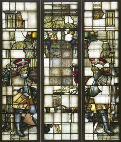 Stained glass [...], Reyer van Zijl, 1599. Rijksdienst voor het Cultureel Erfgoed, CC BY-SA