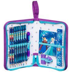 Disney Frozen Filled Pencil Case