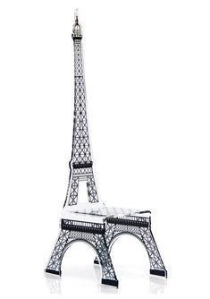Meet the Acrila Paris Eiffel Tower chair. With its timeless style, this chair will match your interior to give a touch of color and transparency. It can be placed as a single piece or can be combined around a table. Size: W: 20 H: 69 D: 26 Seat: Paris Room Decor, Paris Rooms, Paris Bedroom, Paris Themed Rooms, Thema Paris, Desenhos Gravity Falls, Acrylic Furniture, Acrylic Chair, Plywood Furniture