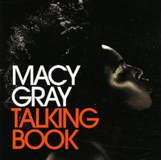 #NewReleases #Review • MACY GRAY • TALKING BOOK • #StevieWonder covers • http://sco.lt/6Vilnd