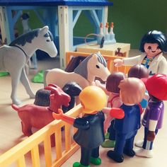 Field trip to the farm #playmobil #imagination