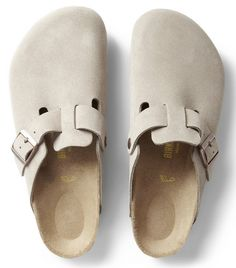 015a380ab1d8 Boston Suede Sandals