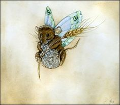 mouse faerie. how sweet :)