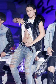 BTS | JIMIN so much abs