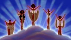 The Muses-Hercules