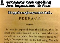 Grammar and Spelling Are Important (10 Pics)! These are all absolutely hilarious!!!!!!