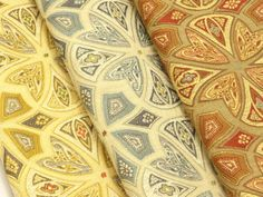 """4 Same Vintage #Pindler & Pindler #Fabric Samples 17"""" x 12"""" JUST FOR $2.00 EACH  Ravana Azure  68% Rayon, 21% Polyester, 11% Cotton   Signature Collection!!!          ... #fabric #supplies #sample #fat #quarter #quilt #collection #pindler #cheap #free #gift #ravana #azure #lot"""