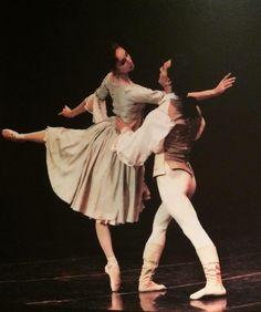 Laurent Hilaire and Sylvie Guillem, Manon