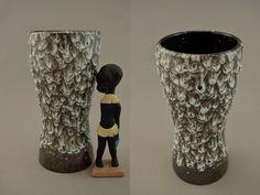 Vintage Vase / Scheurich / 244 22 | West Germany | WGP | 60er von ShabbRockRepublic auf Etsy