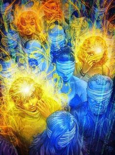 ecessário saber que a maioria da humanidade vive com a Consciência adormecida. A causa do sono profundo em que vive a humanidade é a fascinação, geralmente por coisas materiais. As pessoas estão fascinadas por todas as coisas da vida. As pessoas se esquecem de si mesmas porque estão fascinadas.