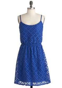 How Blueberry Kind of Dress