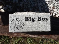 Use Headstones To Memorialize A Pet Pet Markers