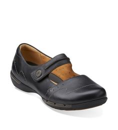 Feel easy, breezy and fresh in Clarks Unstructured Un. Helma Mary Jane  Shoes with the Air Circulation System Keep your feet feeling fresh all day  in this ...
