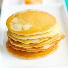 Gluten Free Egg Free Pancakes (Vegan)- Basic Life Saving baking for food allergies and tips to help- dairy free, soy free eggless paleo breakfast Dairy Free Pancakes, Vegan Pancakes, Gluten Free Diet Plan, Gluten Free Baking, Allergy Free Recipes, Vegan Recipes, Cooking Recipes, Vegan Keto Diet, Gluten Free Breakfasts