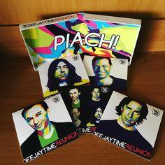 IL COOFAANEETTOOOO ... PIACH !!!  Emozionato !!  @albertinodj @giorgioprezioso @getfarfargetta @molellaoriginale @timerecordsofficial @radiodeejay @albaeveryday #deejaytime #deejaytimereunion #gliamicidellacassettina #90music #lareunion #piach #ilcofanetto #music #deejay #andrea_deejay #andreamiragliadj #passion #life #radiodeejay #albaeveryday #50dance #cassettina #timerecords #vinyl by andrea_deejay