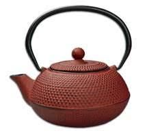 Traditional Chinese tea pot made from cast iron. The cast-iron body of the tea pot ensures that tea stays warmer for longer. The tea pot has an infuser in the o Tea Warmer, Chinese Tea, Terracotta Pots, Traditional Chinese, Paint Finishes, Cast Iron, Tea Pots, Tableware, Dinnerware