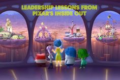 Pixar Animation Studios is a powerhouse in the animated movie business. With movie hits such as the Toy Story series, The Incredibles, Cars, Finding Nemo, and Brave, Pixar has earned the right to be called a leader in the movie business. And with Pixar's latest film, Inside Out, they reinforce why they're considered a great …