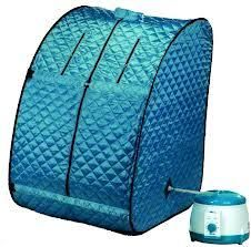 Brand New Portable Personal Steam and Sauna Bath http://www.a2zoffer.com/webstore/item-products.php?sku=2705364