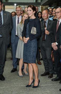Princess Mary's fairytale fashions | News.com.au