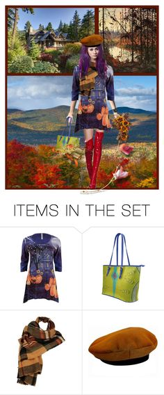 """Redwood beauty"" by ragnh-mjos ❤ liked on Polyvore featuring art, contest, doll, nature and artset"