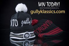NEW WEBSITE LAUNCH OCTOBER 27th at 7pm!!  JOIN Gully Klassics'  MAILING LIST AND WIN A Gully Klassics WINTER CAP!! Tell EVERYONE and Register today: Clothing Co, Winter Hats, October, Join, Product Launch, How To Apply, Cap, Website, Baseball Hat