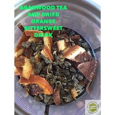 Photo by @grandawood - agarwood tea and dried orange, calm your mind and sleep well #orange #tea #agarwoodtea #herbalinfusion