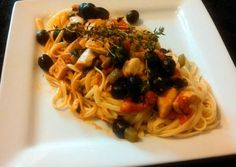 Chef Thomas's Chicken Linguine Recipe -  Very Tasty Food. Let's make it!