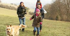 Exercise for Families: 30 Ways to Get Moving Together!